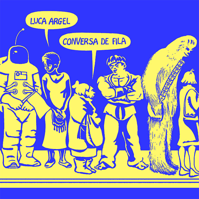 Conversa de Fila