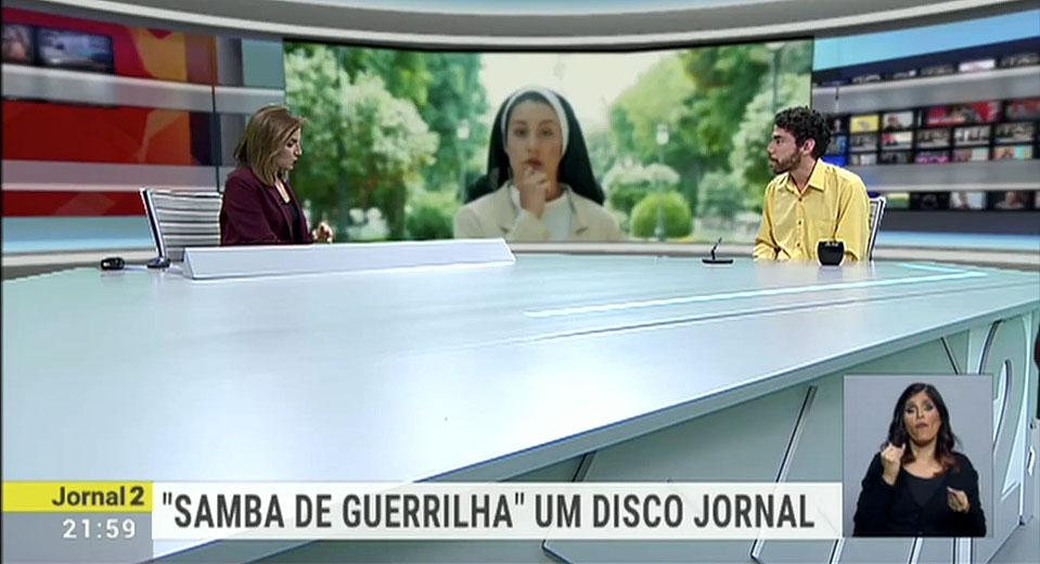 Luca Argel-Jornal RTP2