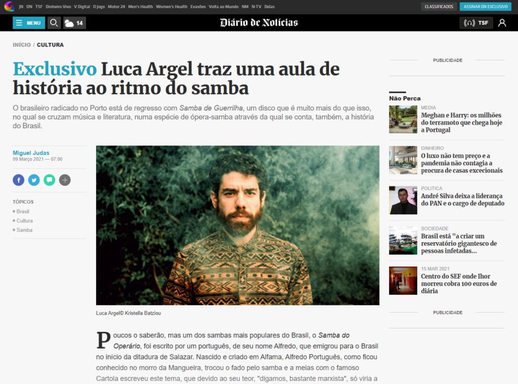 Alfredo Português_Luca Argel