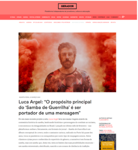Luca Argel_Gerador