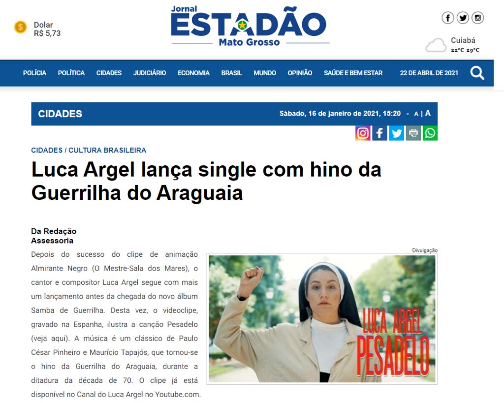 Pesadelo _ Estadão Mato Grosso
