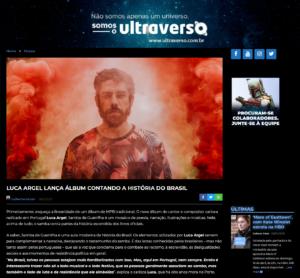 Ultraverso_Samba de Guerrilha
